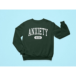 Pullover Anxiety High
