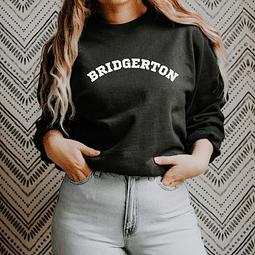 Pullover Bridgerton negro