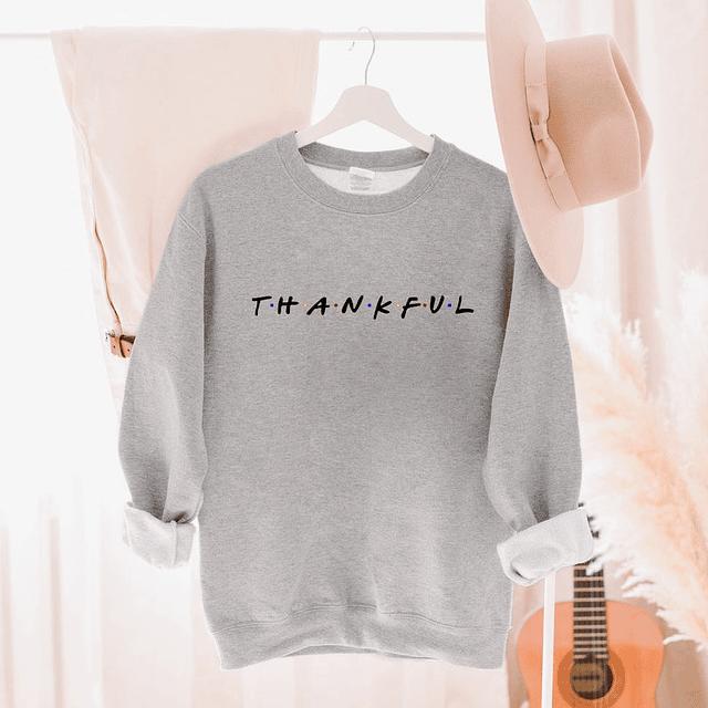 Pullover Thankful
