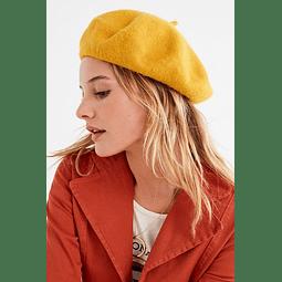 Boina amarilla