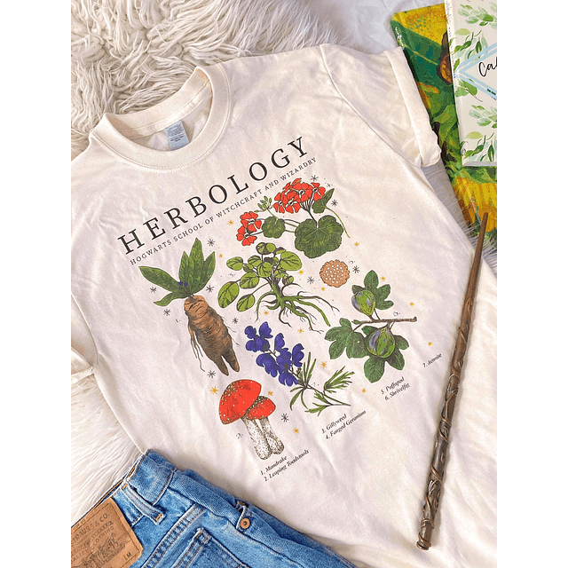TEE UNISEX  PREMIUM / Herbology