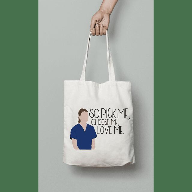 TOTE BAG GREY´S ANATOMY