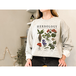 PULLOVER HERBOLOGY