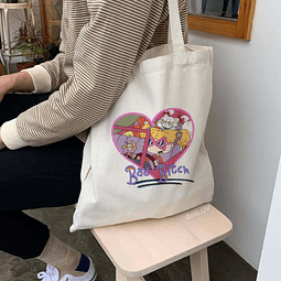 TOTE BAG ANGELICA PICKLES