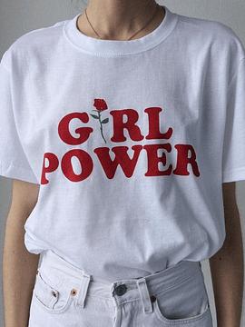 TEE UNISEX GIRL POWER