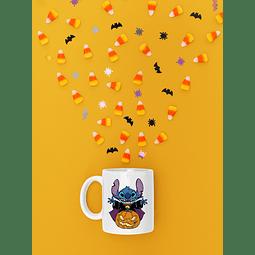 Taza Stitch Halloween