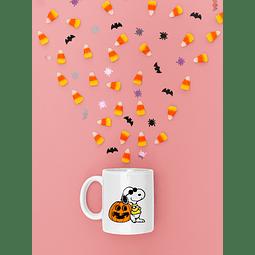 Taza Snoopy Halloween 2