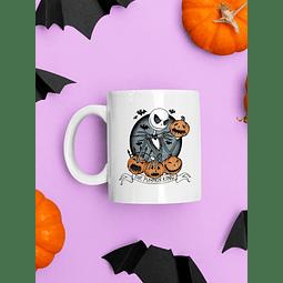 Taza The pumpkin king