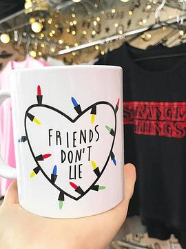 TAZON FRIENDS DON´T LIE