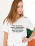 TEE UNISEX / WHY BE RACIST