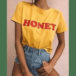 Tee unisex honey