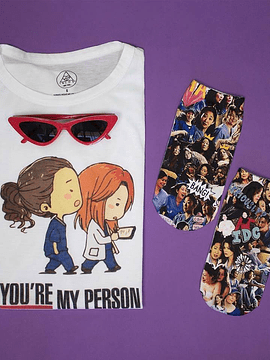 TEE CARTOON / YOU ARE MY PERSON