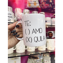 Taza T quila