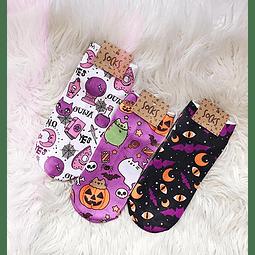 Calcetín Halloween