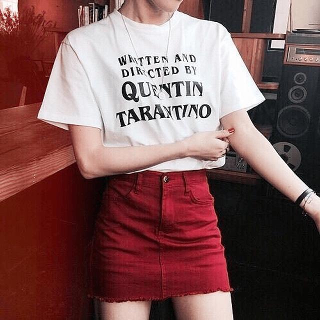 TEE UNISEX / TARANTINO