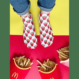 Calcetín Papitas fritas