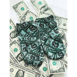 Calcetín dolar
