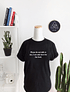 TEE UNISEX / I AM ONLY HERE FOR THE FOOD