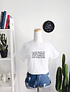 TEE UNISEX / I JUST WANT TO