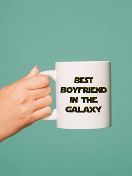 TAZON BEST BOYFRIEND IN THE GALAXY