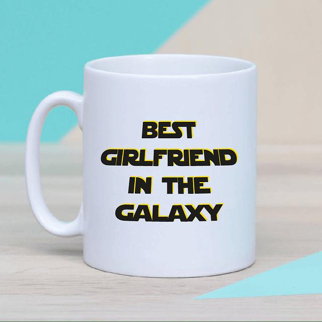 TAZON BEST GIRLFRIEND IN THE GALAXY