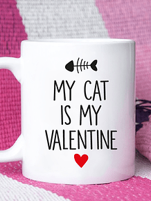 TAZON MY CAT IS MY VALENTINE