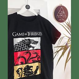 TEE UNISEX / GAME OF THRONES