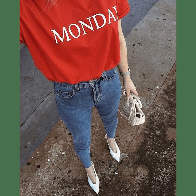 TEE UNISEX / MONDAY