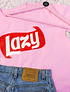 TEE UNISEX / LAZY