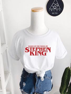 TEE UNISEX / STEPHEN KING