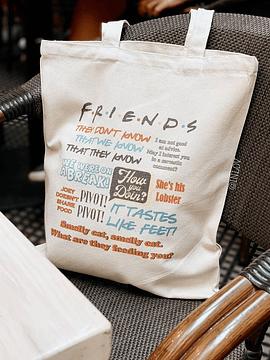 TOTE BAG FRIENDS