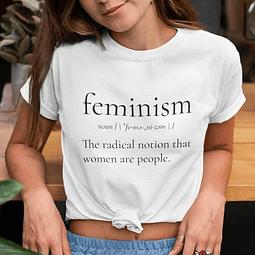 TEE UNISEX / FEMINISM