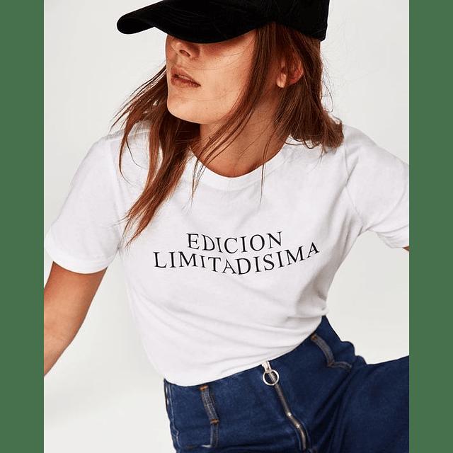 TEE UNISEX / EDICIÓN LIMITADISIMA