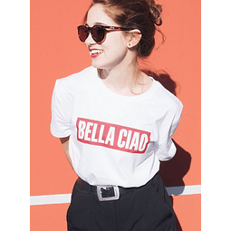 TEE UNISEX / BELLA CIAO