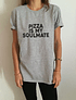 TEE UNISEX / PIZZA IS MY SOULMATE