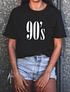 TEE UNISEX / 90S
