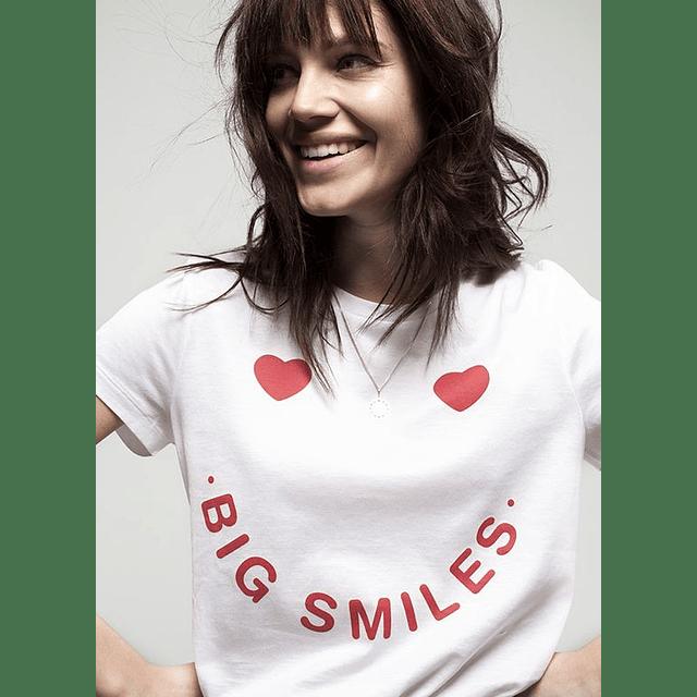 TEE UNISEX / BIG SMILES