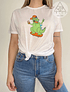 TEE CARTOON / REPTAR SKATE
