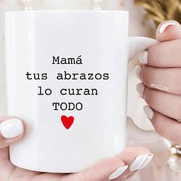 TAZON TUS ABRAZOS LO CURAN TODO