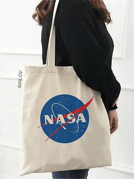 TOTE BAG NASA
