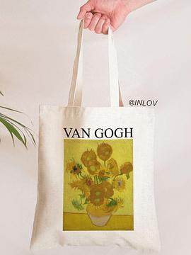 TOTE BAG GIRASOLES VAN GOGH