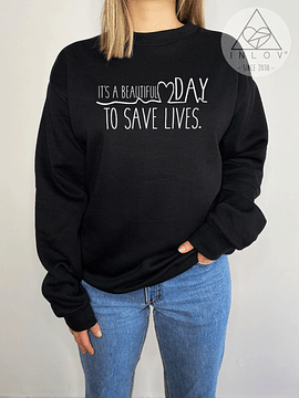 PULLOVER GREYS ANATOMY