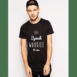 TEE UNISEX / WOOKIE