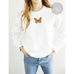 PULLOVER BUTTERFLY