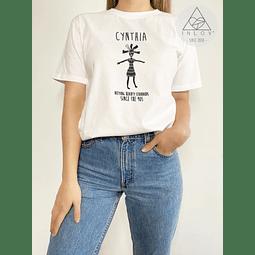 TEE UNISEX / CYNTHIA