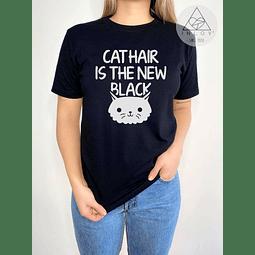 TEE UNISEX / CAT HAIR