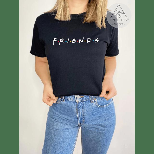 TEE UNISEX / FRIENDS
