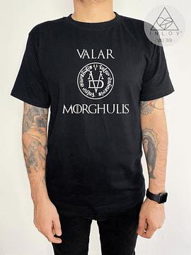 TEE UNISEX / VALAR MORGULIS