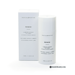 Pestle & Mortar Renew Gel Cleanser