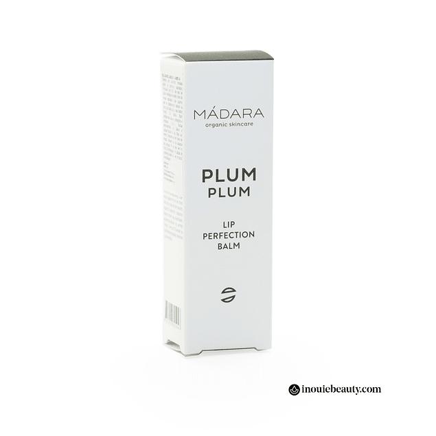 Mádara Plum Plum Lip Balm